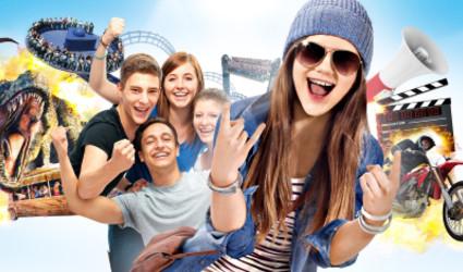 Movie Park Germany ticket voor €18,50 @ Veronica