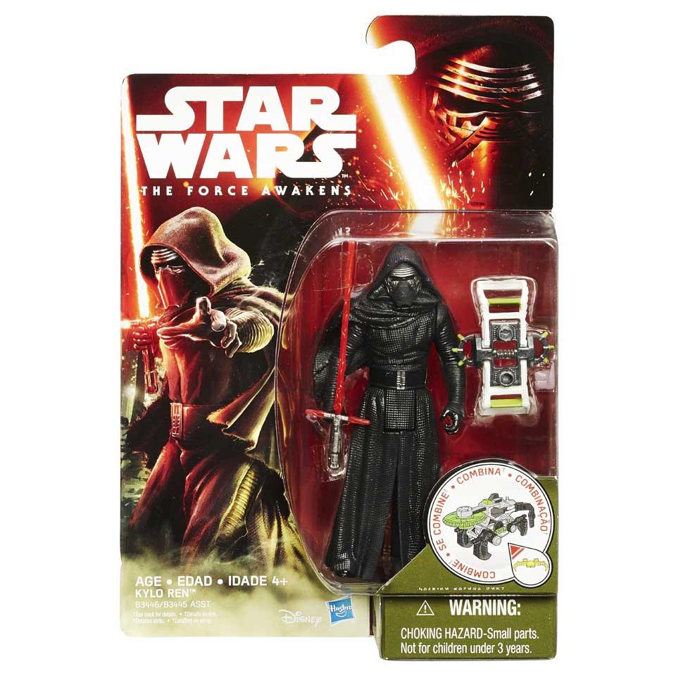 Star Wars: The Force Awakens actiefiguren € 2,99 @ Kaufland