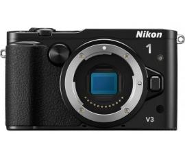 Nikon 1 V3 Body voor €499 (+ 1 NIKKOR VR 10-30mm f/3.5-5.6 PD-ZOOM - €599) @ Foto Booms