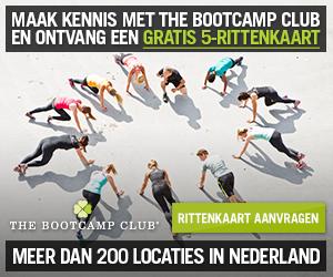 GRATIS 5-rittenkaart voor bootcamp @ The Bootcamp Club