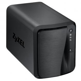 ZyXEL NAS520 2-bay NAS voor €94  @ Redcoon