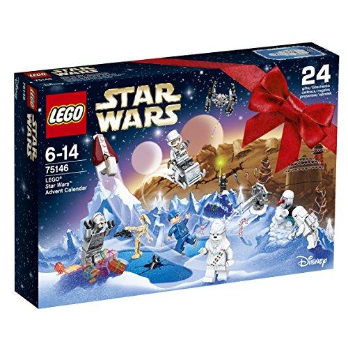 LEGO Star Wars Adventskalender voor € 22,39 @Amazon.de