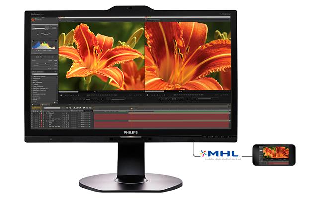 [PRIJSFOUT?] Philips 241P6VPJKEB/00 4K IPS monitor voor €250,49 @ Bestekeus/Computercentrale