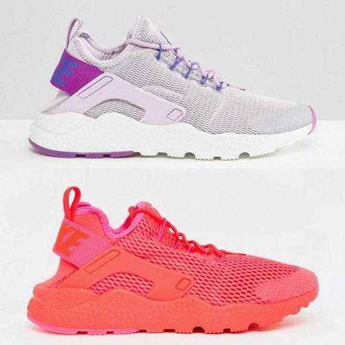 Nike Air Huarache Run sneakers €47,37 / €52,27 @ ASOS