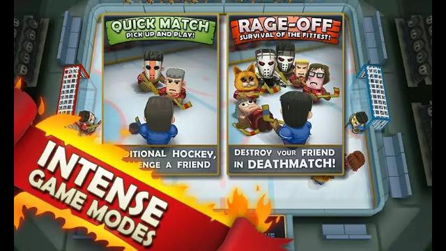 Ice Rage: Hockey(android) nu 10ct @googleplay