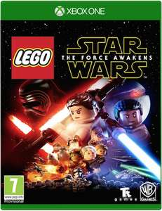 LEGO Star Wars: The Force Awakens (PS4/Xbox One) voor €26,95 @ YourGameZone