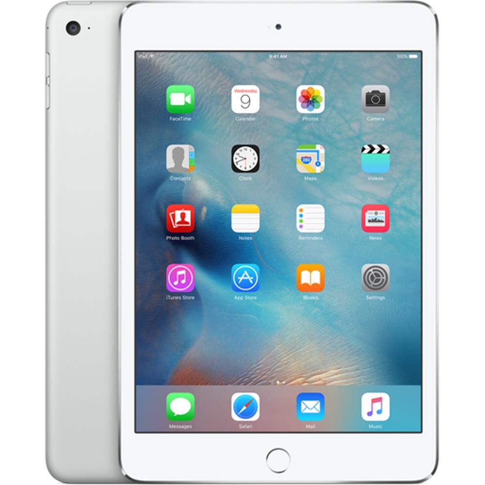 Apple iPad mini 4 Wi-Fi + Cellular 32GB Zilver voor €439 @ BCC