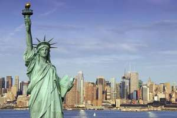 Amsterdam - New York retour voor €285 @ WOW Air