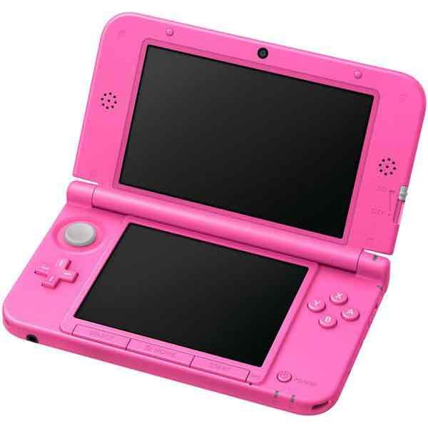 Nintendo 3 DS XL roze