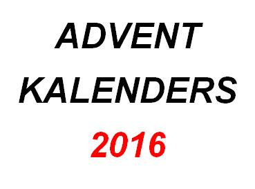 Advent kalenders 2016