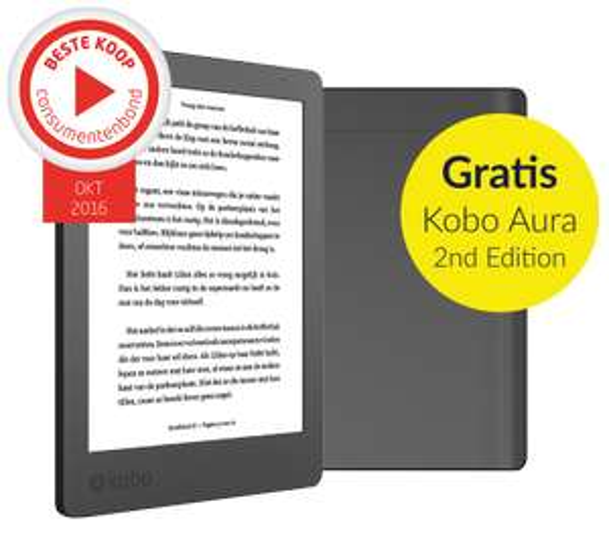 2 jaar telegraaf + Gratis Aura 2nd Edition t.w.v. 119 euro
