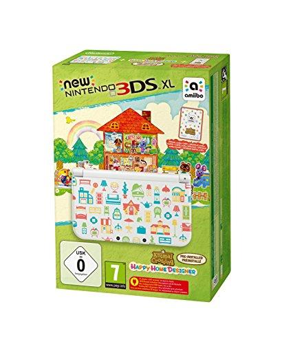 Nintendo New 3DS XL Animal Crossing: Happy Home Designer Special Edition 169,97 @ Amazon.de
