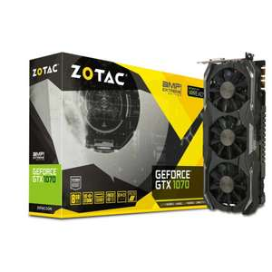 Zotac GeForce GTX 1070 AMP Extreme 8GB @nextdeal.nl