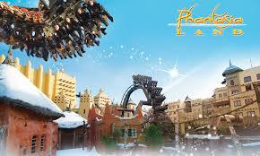 Phantasialand en krijg een kaartje voor de maanden april, mei, juni, september, oktober en (t/m 05)november gratis!!