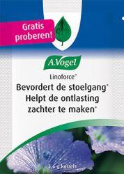 Gratis sample A.Vogel Linoforce