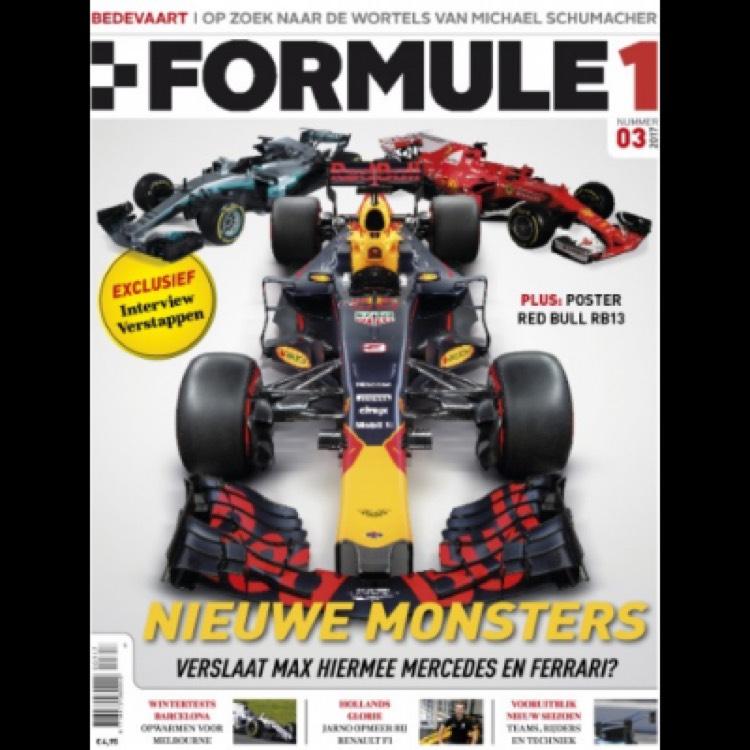 €10 extra korting op een jaarabonnement Formule 1