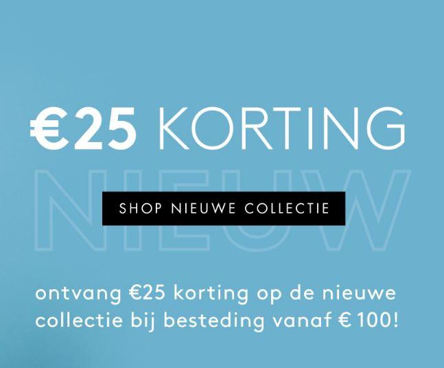 €25 Korting @ Promiss (min €100)