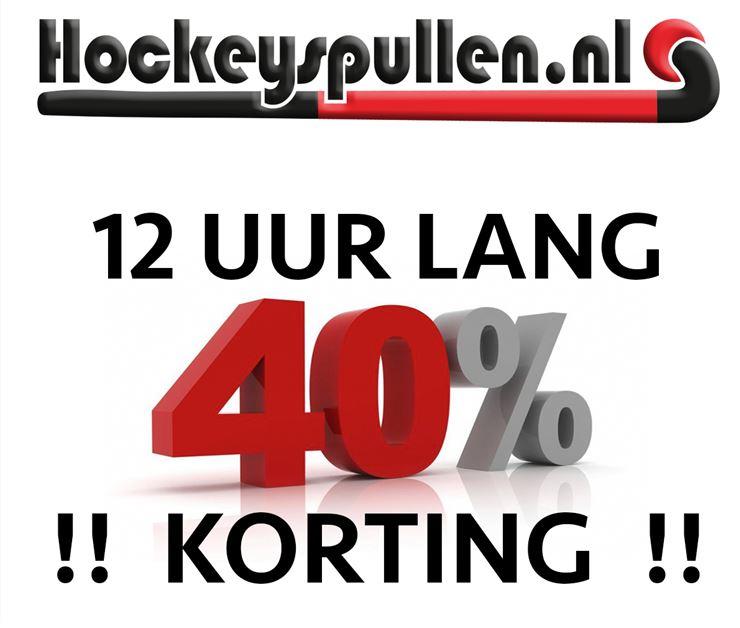Vandaag 40% korting op alles @ Hockeyspullen