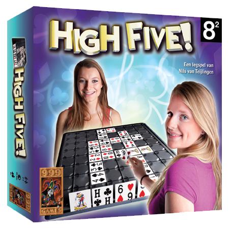 High Five voor €14,95 @ Gezelschapsspellenshop