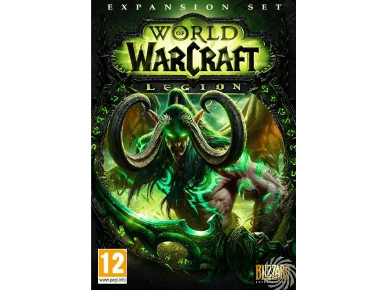 World Of Warcraft - Legion   PC voor €16,98 @ Mediamarkt.nl