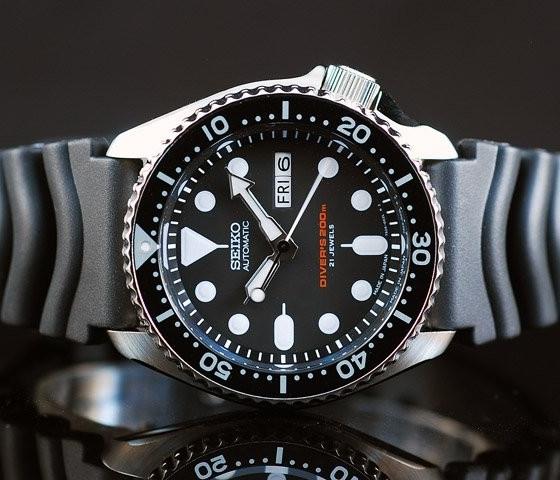 Seiko Diver SKX007K1 Horloge   Van €299 voor maar €229 !
