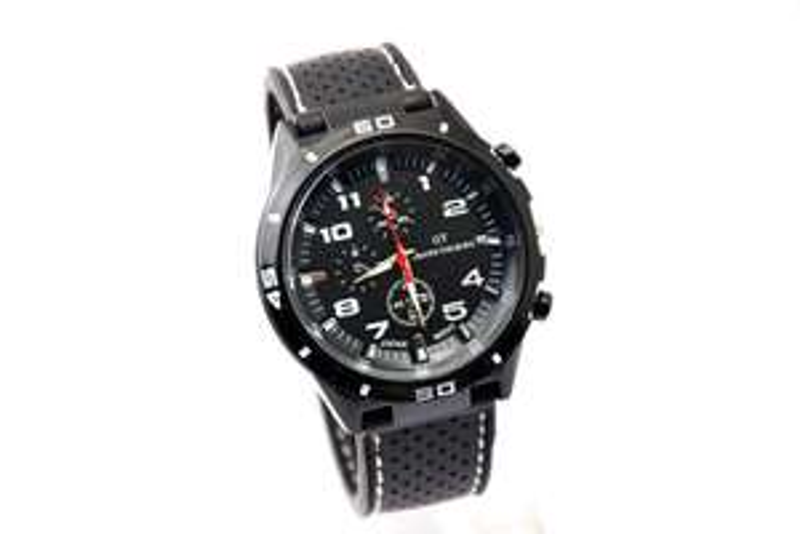 Gratis horloge, je hoeft alleen (€5,95) verzendkosten te betalen @ VoucherVandaag