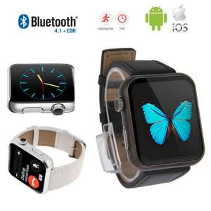 Smartwatch Edition AW08