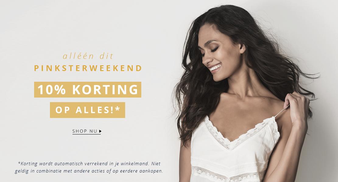Weekendactie: 10% korting - ook op SALE @ Perfectly Basics