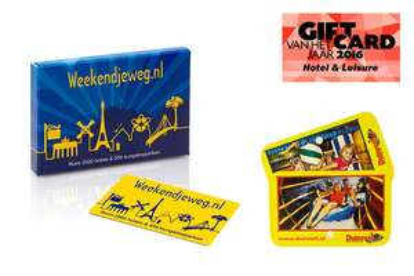 2 GRATIS Duinrell tickets bij een weekendjeweg.nl cadeaukaart (vanaf 25 euro) (normaal 23,50 per entreekaart) @ Weekendjeweg