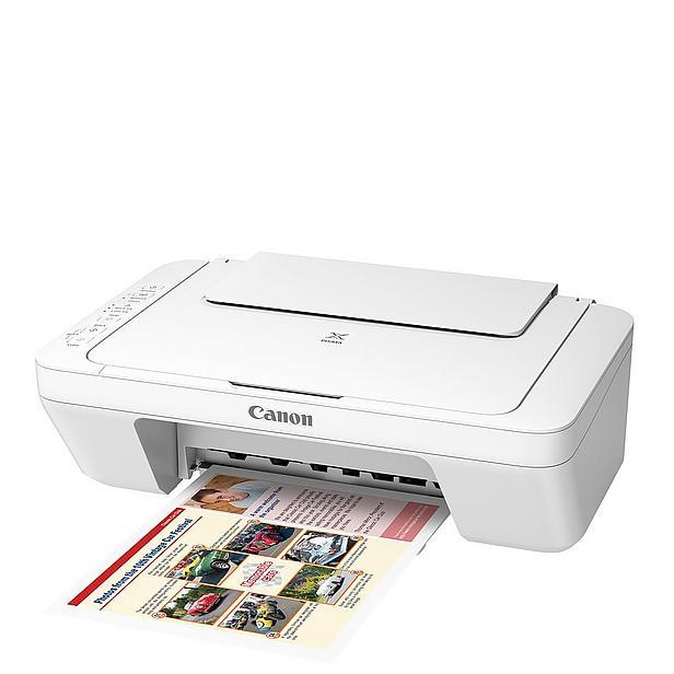 Canon Pixma MG3051 all-in-one WiFi inkjet printer + Gratis Canon printpapier @ Wehkamp.nl
