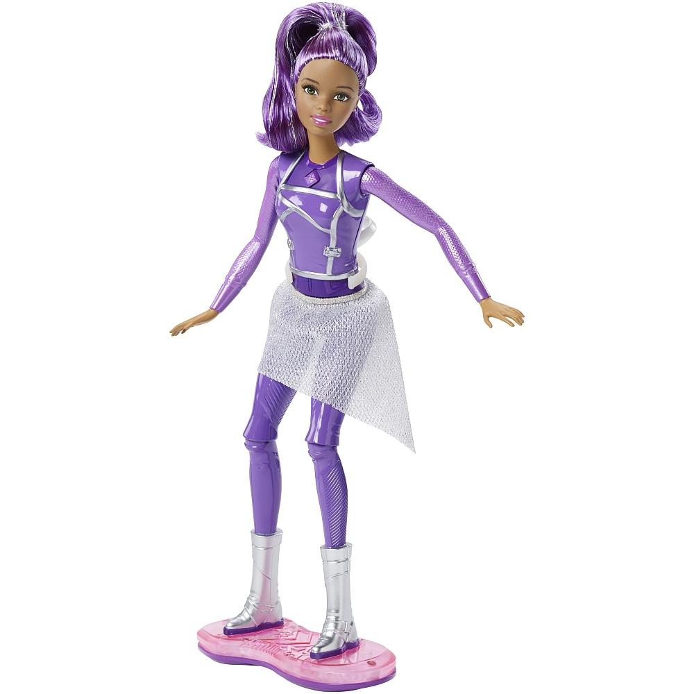 Barbie Star Light Avontuur Lichtjes & Geluidjes Hoverboard nu €7 @ ToysRus
