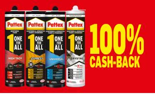 Gratis Pattex @ Pattex.nl