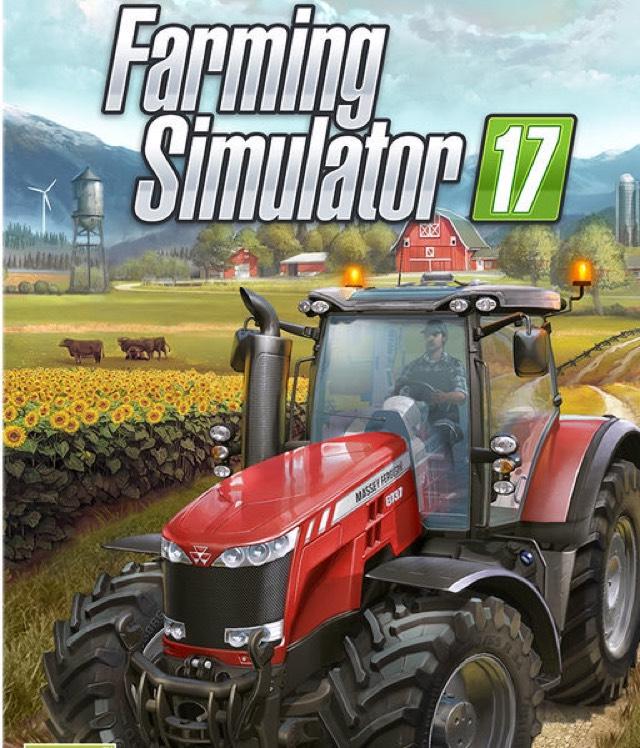 Farming simulator 2017 voor €17,50 @Steam