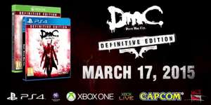 Devil May Cry Definitive Edition (Pre-order PS4/Xbox One) voor €24,79 @ WOW HD
