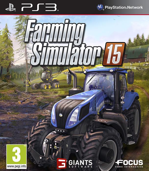 Farming Simulator 15 (PS3) voor €1,21 @ Gameoffer