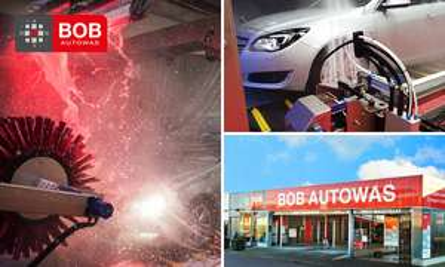 50% korting op het meest uitgebreide wasprogramma van Bobs Autowas @ Social Deal