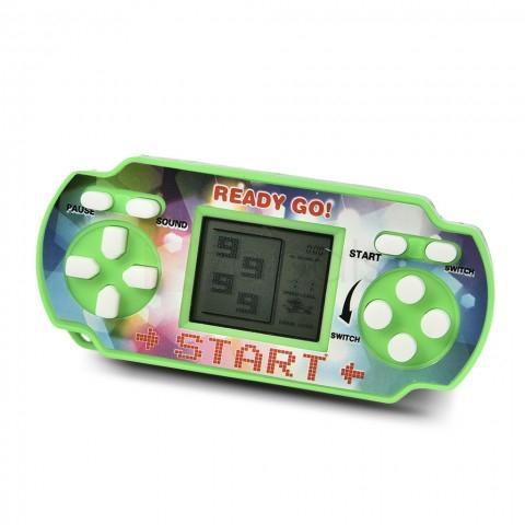 Mini handheld klassieke gameconsole met ingebouwde Tetris-spellen @ Zapals