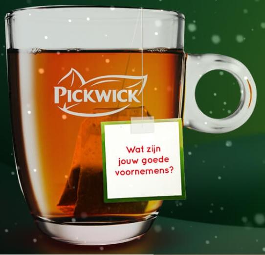 gratis persoonlijke TeaTopics @Pickwick