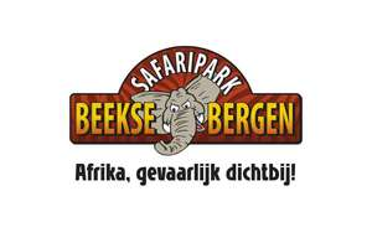 €75,- korting op een verblijf op Vakantiepark Beekse Bergen en gratis toegang tot het safaripark