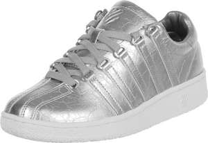 K-Swiss Classic VN Aged Foil sneakers nu €24,90 @ Stylefile