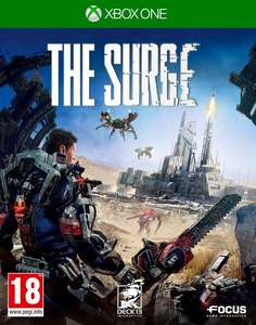 The Surge (Xbox One) voor €9,70 @ MyMemory.co.uk