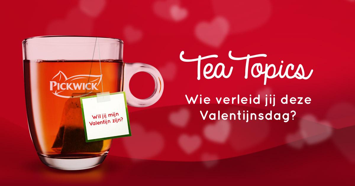 5 Februari: Valentijnsdag Picwick Teatopics