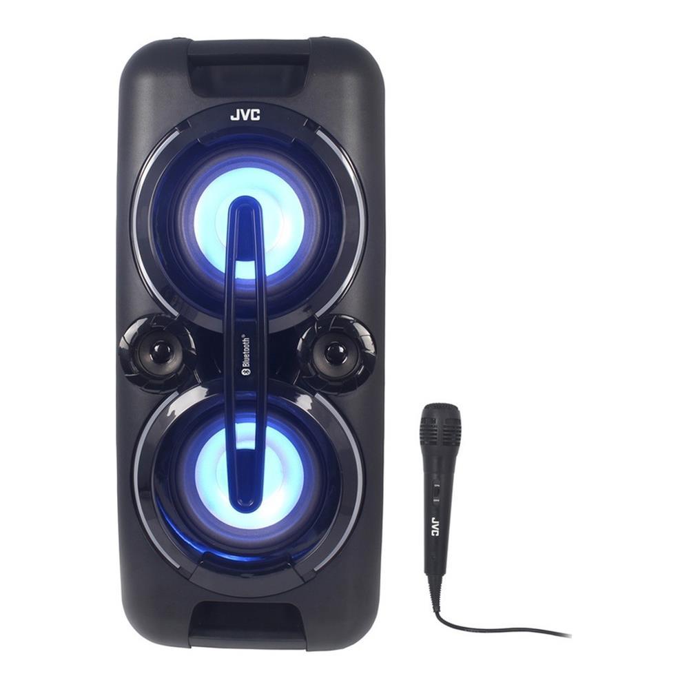 JVC portable speaker XS-F527B van €149 naar €89