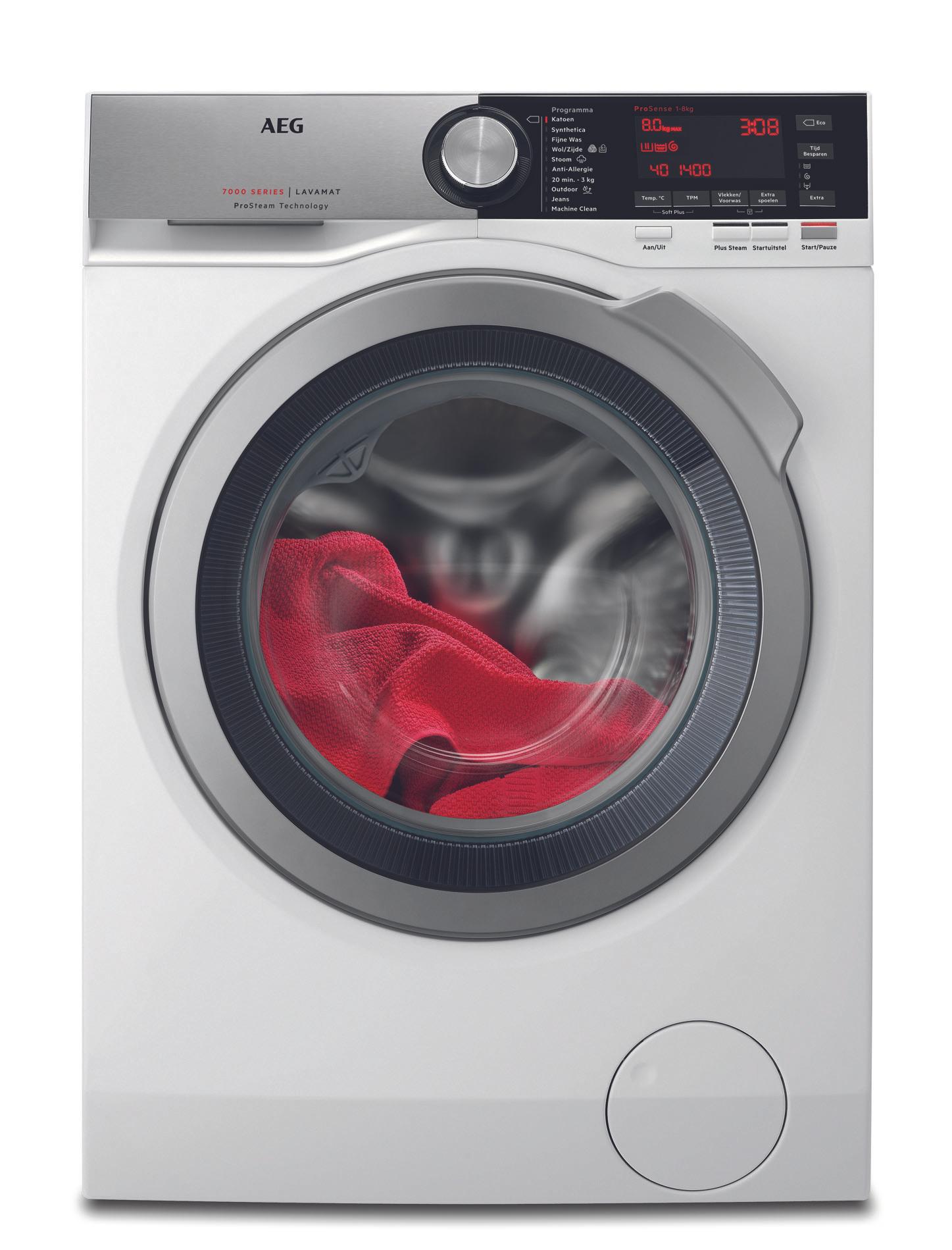 AEG L7FE84CS wasmachine voor €599,20 @ Beterwitgoed