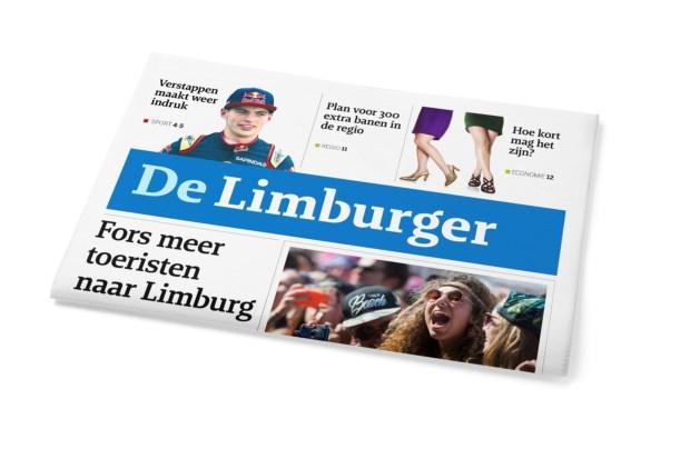 GRATIS 3 weken dagblad de Limburger - abonnement stopt vanzelf