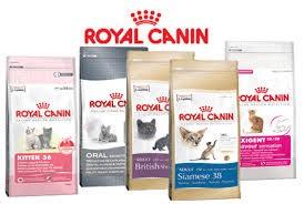 € 10,- korting op Royal Canin kattenvoer @Zooplus