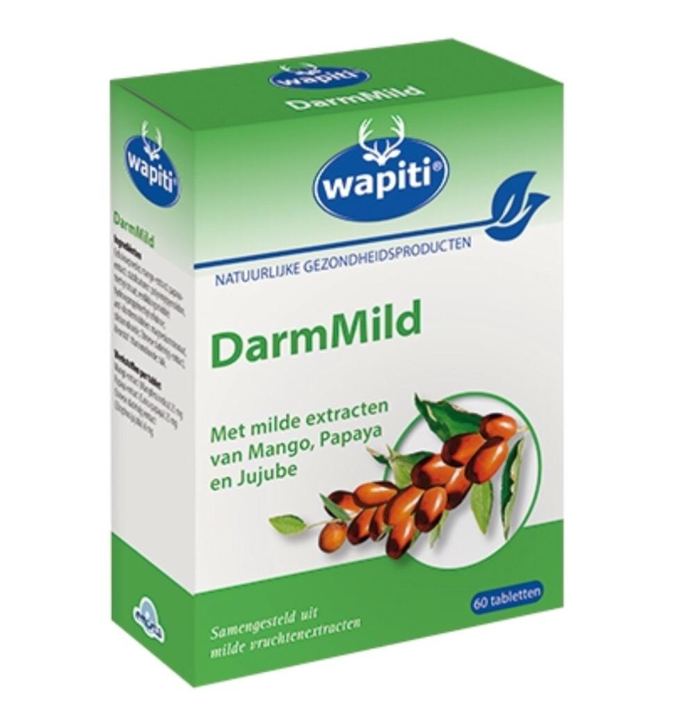 GRATIS Proefsachet Wapiti DarmMild (max. 1 p.p.)