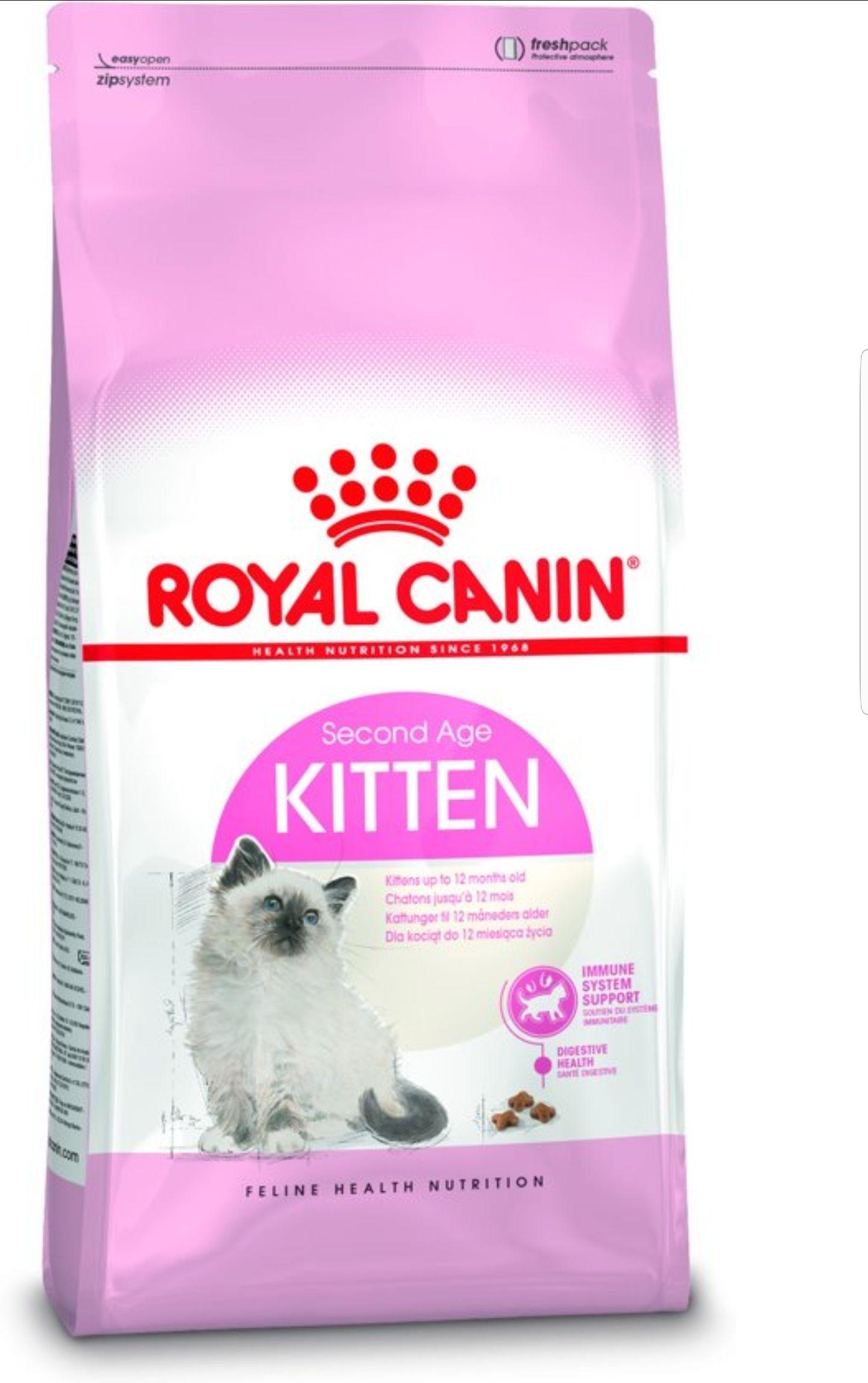 10KG Royal Canin Kitten Kattenvoer @Amazon.de