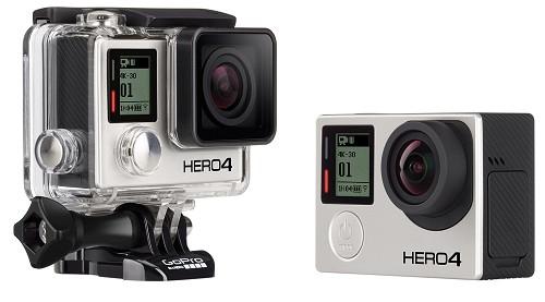 GoPro HERO4 Black Edition Zwart