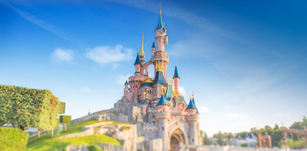 3 Dagen Toegang Disneyland Paris + 2 Overnachtingen In Disney's Davy Crockett Ranch @ Oad